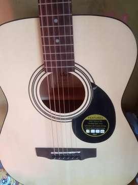 Guitar Akustik Elektrik Cort AF510E OP