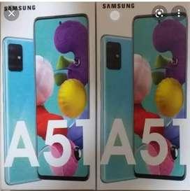 Samsung galaxy A51 8/128 edisi habisin stcok barang