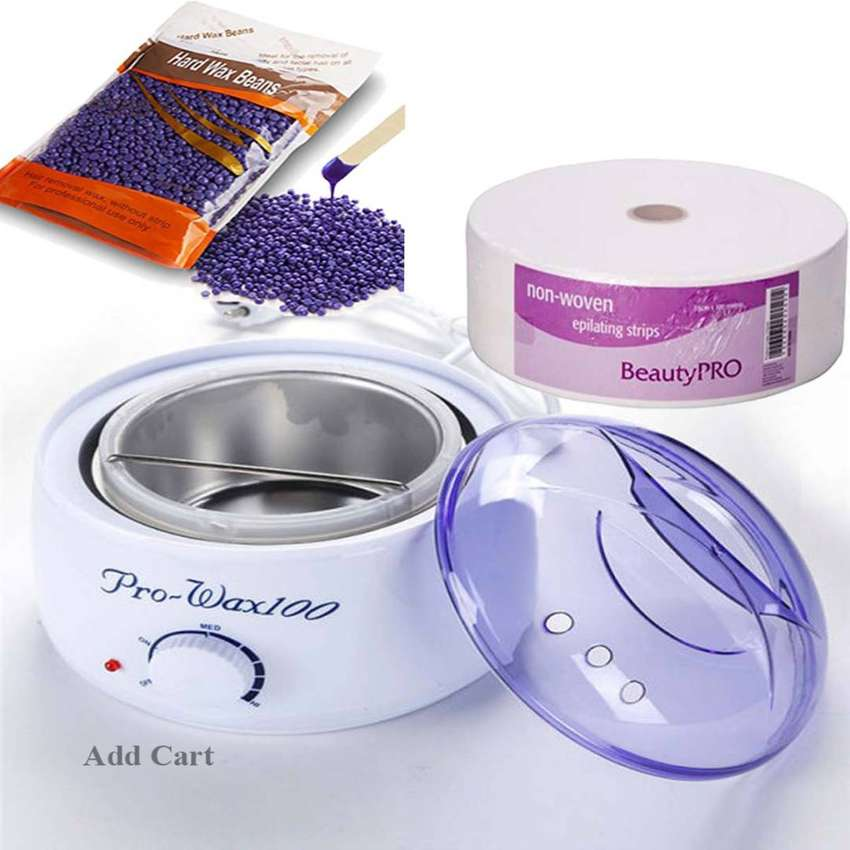 Hot Wax Heater, Discover Balance and Restore Your Health.