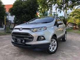 Ford ECOSPORT TITANIUM Matic 2014 Pmk 2015 Bisa tukar tambah