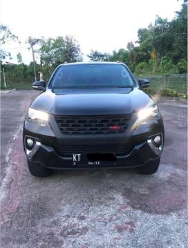 Fortuner VRZ 4x2 Full Original LowKM