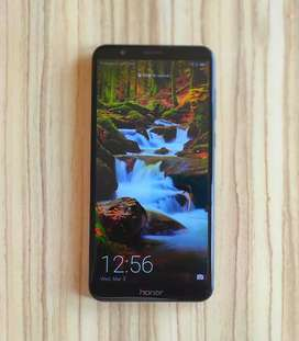 Honor 7x 3/32 GB black colour