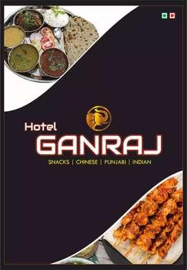 All rounder cook for hotel ganraj
