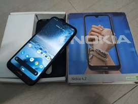 Nokia 4.2 fabulous condition 3/32 6k
