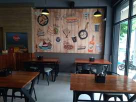 looking for front office staff for cafe