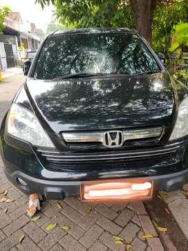Honda CRV 2007 kesayangan at joss siap tt fortuner atau pajero diesel
