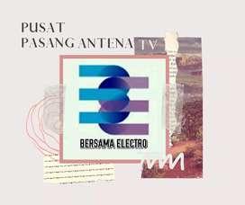 Guna manfaat pasang Antena tv Super HD & HDU Digital Indonesia