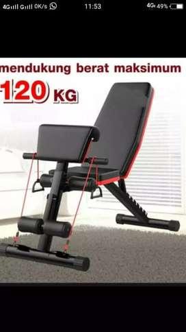 Harga promosi sit up bench bisa adjus 7 posisi