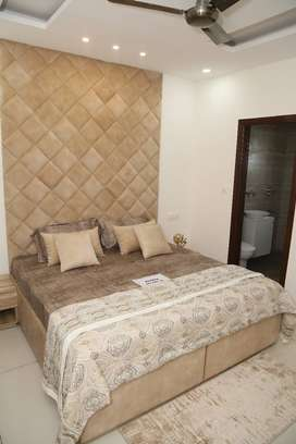 First time In peermushalla 3BHK Builder floor with lift