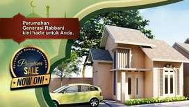 Rumah Syariah Murah Dekat Hotel Santika Bekasi, 15 Menit Ke Pulogebang