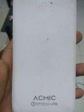 PowerBank Acmic c10 pro second