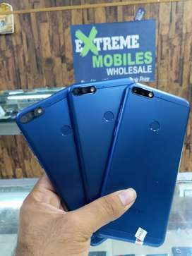 HUAWEI Y7 PRIME ,7C ,7A 8C ALL ARE AT SE PRICE 3GB RAM 32GB STORAGE