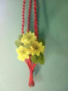 Macrame Flower pot