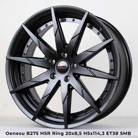 Velg kredit OENESU B275 HSR R20X85 H5X114,3 ET38 SMB