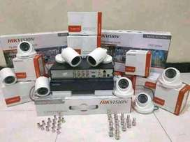 Instalasi CCTV murah area kawasan Tangsel