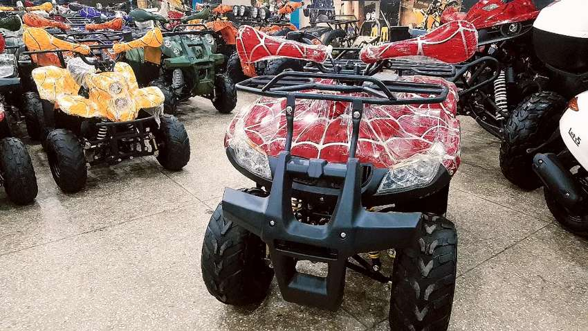 7 No. Size Car Jeep model of quad atv bike available for sell 0