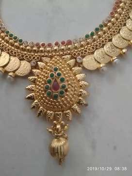 Laxmi yantra necklace new not used