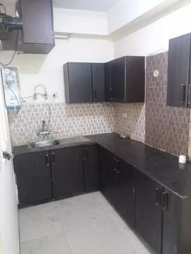 2bhk semi furnished flat available for rent