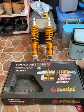 Shockbreaker Nmax Scarlet SCT-9002R