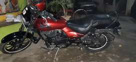 Ita bajaj avenger 180cc bike with dolphin  cylincer and fogg light ...