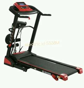 TBN sport treadmill.538 lengkap langsung fit on
