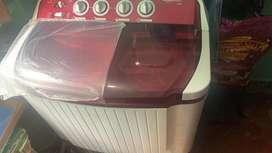 Washing machine box pack new