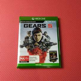 Game Xbox One Gears 5 Eksklusif Game Xbox