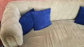 Five seater sofa in excellent condition