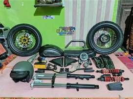 Paket japstyle all motor ready