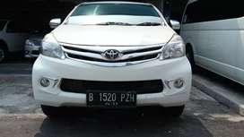 Toyota Avanza G A/T 2013 Dp murah 7jt