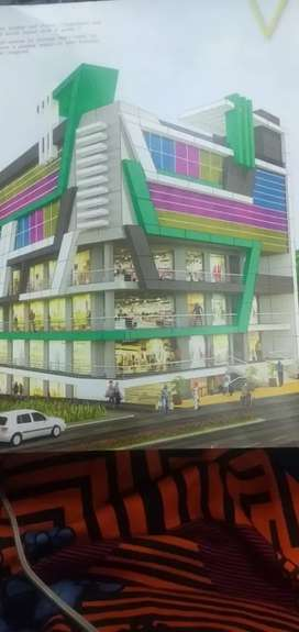 Commercial shop available in saraidhela main road