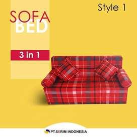 Sofa bed berbagai ukuran