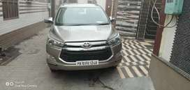 Innova Crysta Z manual-2016 model- First owner