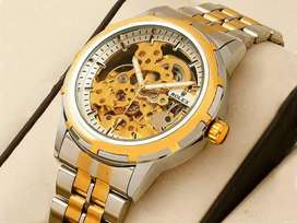 All kinds of branded watches are available here