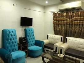 10 Marla full furnish portion for rent,bahria town lahore
