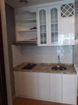 Desain interior dan furniture pengerjaan apartemen rumah dll