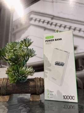 Power Bank Robot