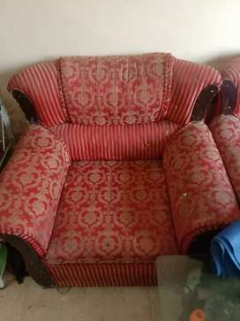 2 sets of 5 seater sofa