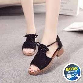 Sandal Flats Wanita Terbaru