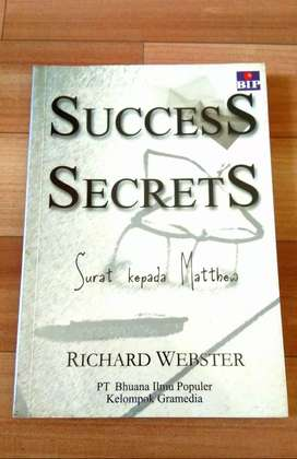 Success Secret by Richard Webster