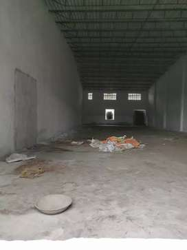 20,000 sq.ft. Industrial shed available for rent