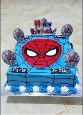cake ultah dan anniversarry