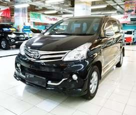 Toyota Avanza G luxury 1.3 matic KM 28rb DP 17 juta