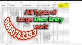 Jobs for male female immediately hirng i in data entry  only for you