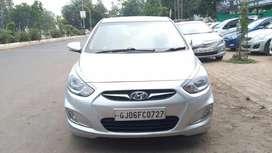 Hyundai Verna VTVT SX 1.6, 2012, Diesel