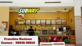 Super Franchise Business at your place Burger king Dominos Kfc Subway