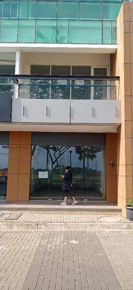 Dijual Ruko The Icon Park BSD City 3Lantai 5,5M/nego