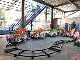 PROMO akhir tahun odong kereta mini coaster komedi putar free audio fd