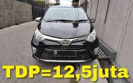 Toyota Calya G AT (Matic ) - KM 16ribuan! Bisa Kredit TDP=12,5juta