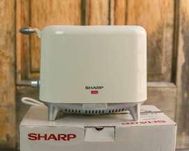 TOASTER SHARP KZ-90L WHITE